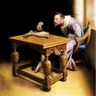 Le coin des lecteurs - Le pied de la momie, Théophile Gautier
