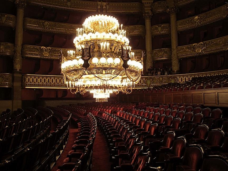 Lustre Paris : Pleiade lustre fantÔme opÉra