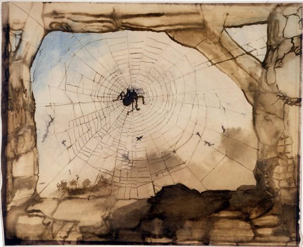 victor-hugo-araignee