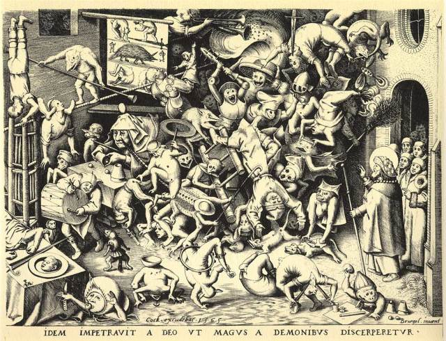 Pieter Bruegel – 1565