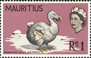 Dodo stamp 9