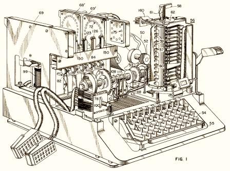 SIGABA-patent